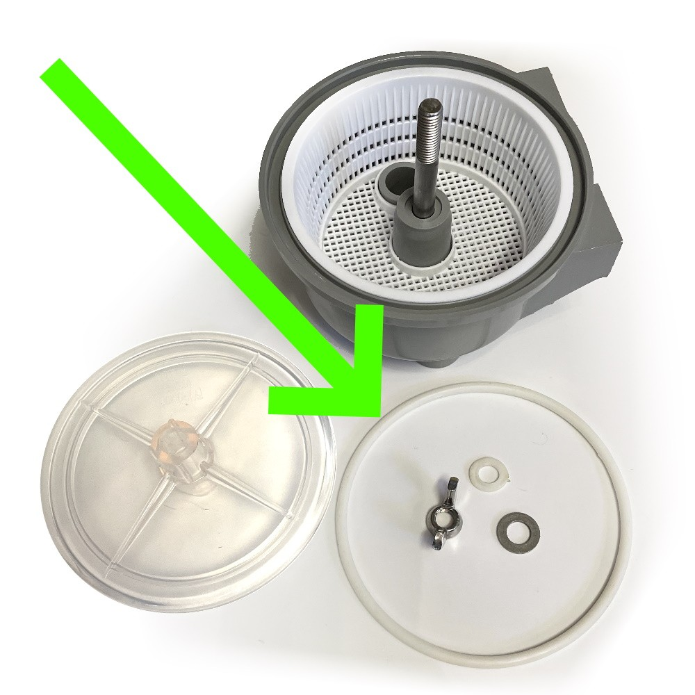 Lid Seal for  Type 150 Strainer