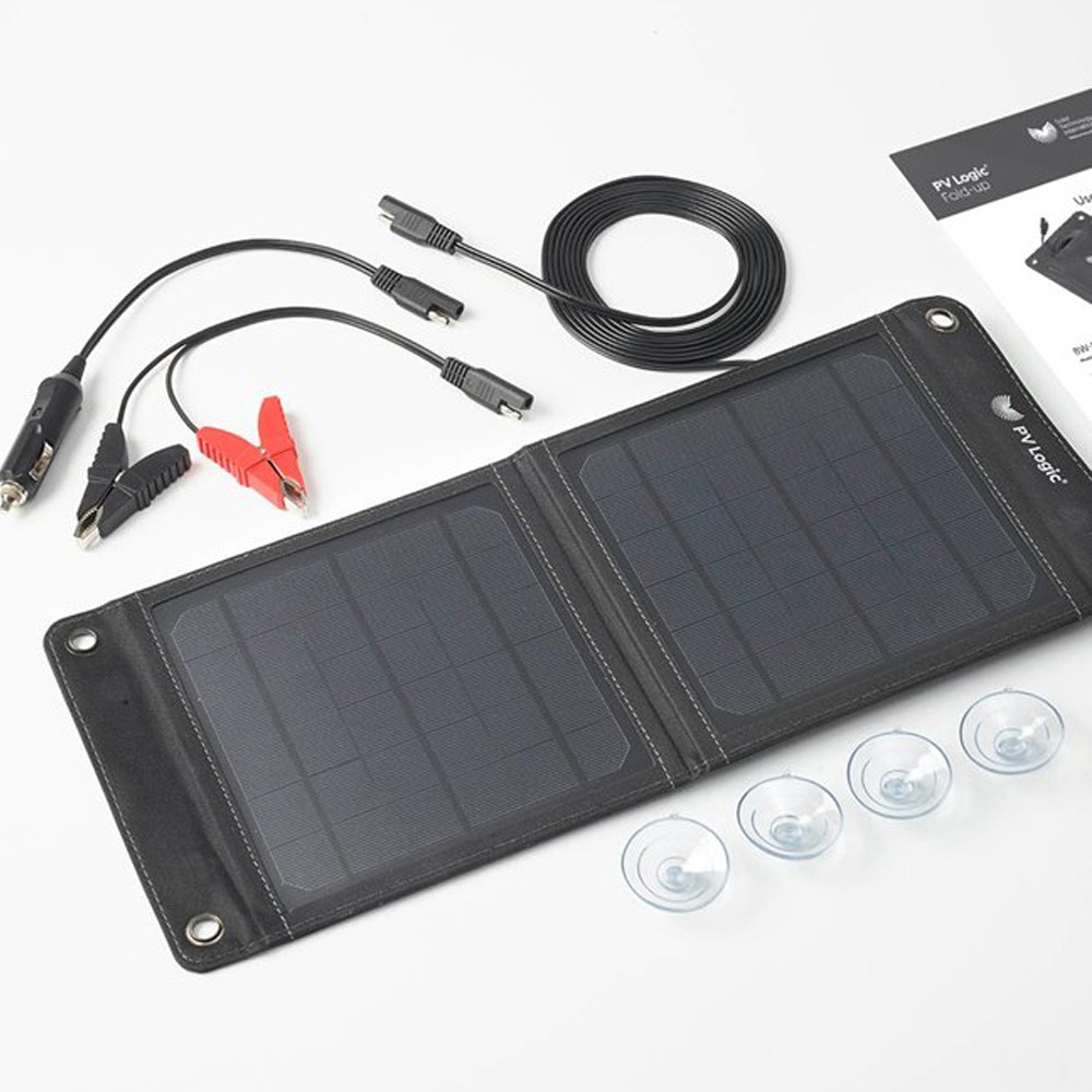 8W Fold Up Solar Panel