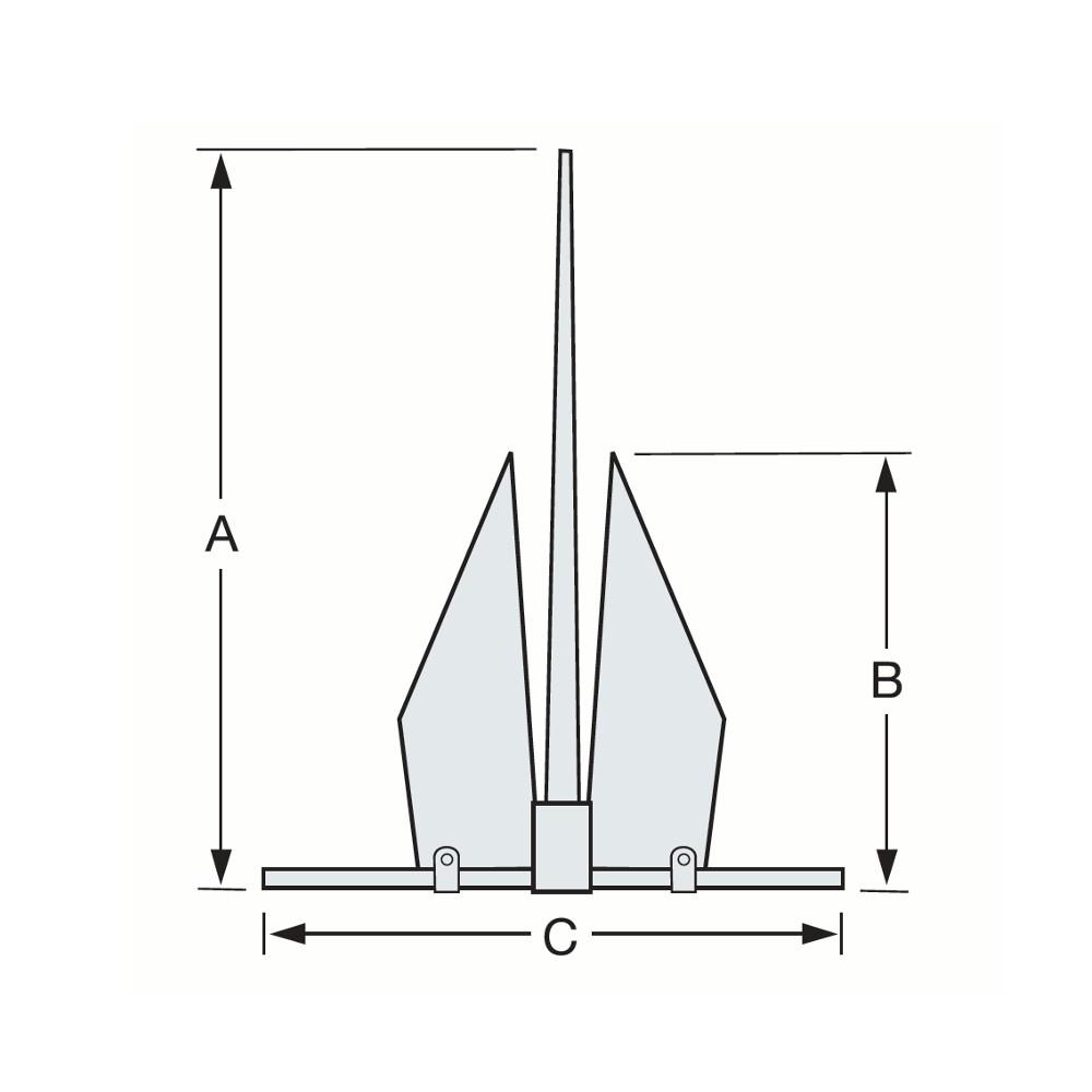 Anchor FX55 - 14.4kg