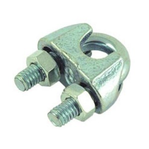6MM GALV WIRE ROPE GRIP (5pk)
