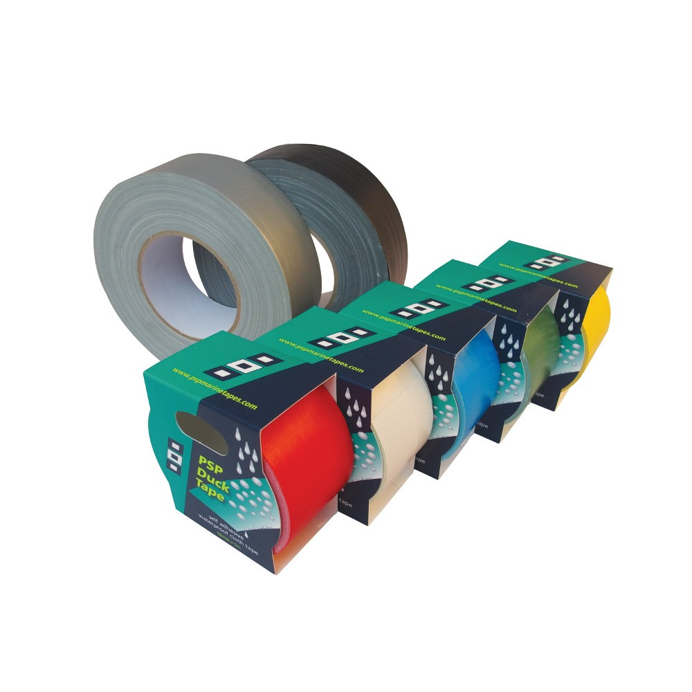 Duct Tape 5mx50mm RED