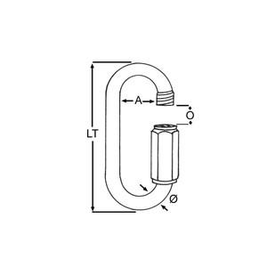 Rapide Link Std 5mm (1pk)