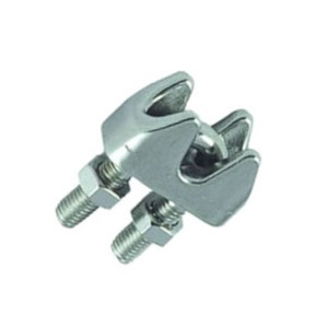 10mm Stainless Steel Wire Rope Grip (1pk)