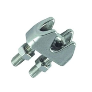 8mm Stainless Steel Wire Rope Grip (1pk)