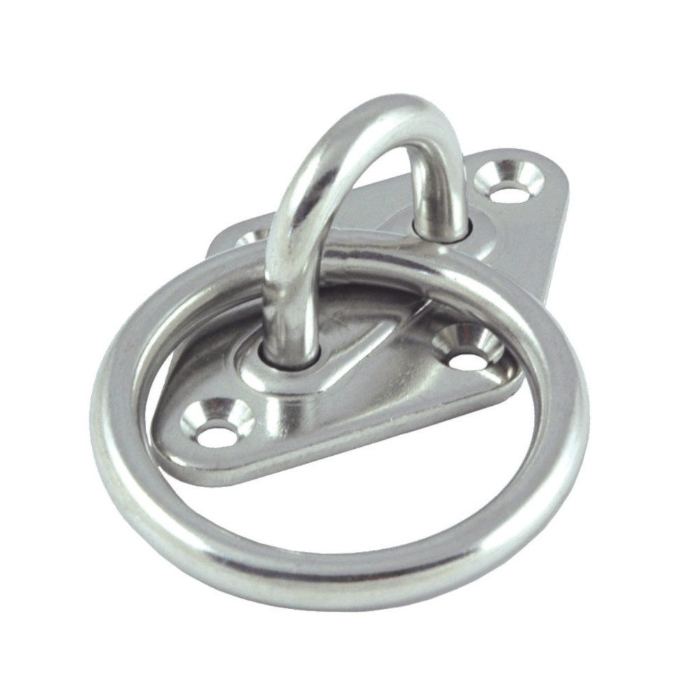 5mm Stainless Steel Diamond Ring Plate