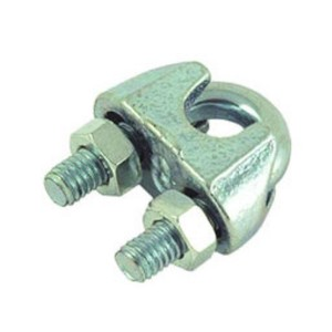 8MM GALV WIRE ROPE GRIP (5pk)
