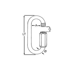 Rapide Link Std 10mm (1pk)