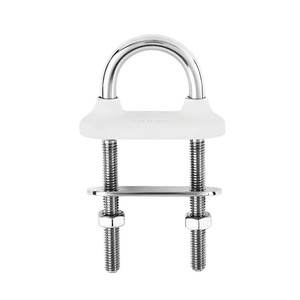 U-Bolt W/Tight M6x70 White