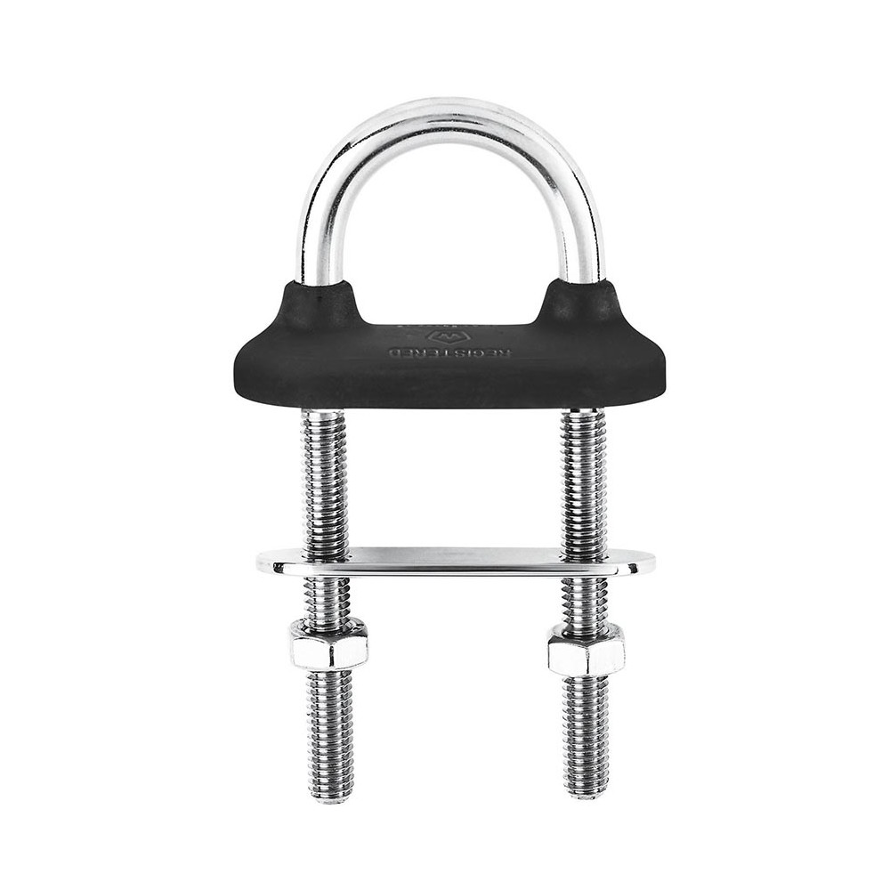 Stainless Steel W/P U-Bolt M12x130mm