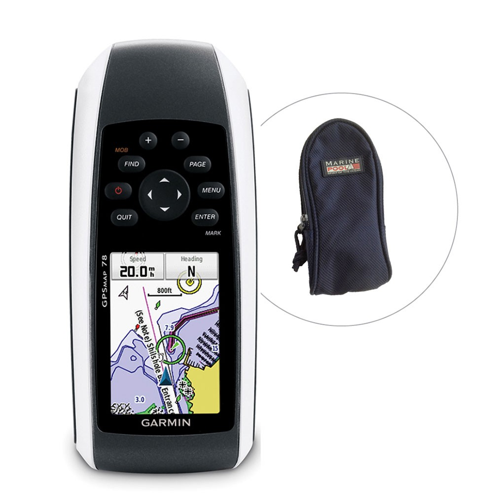 GPSMAP 78 Handheld Marine GPS