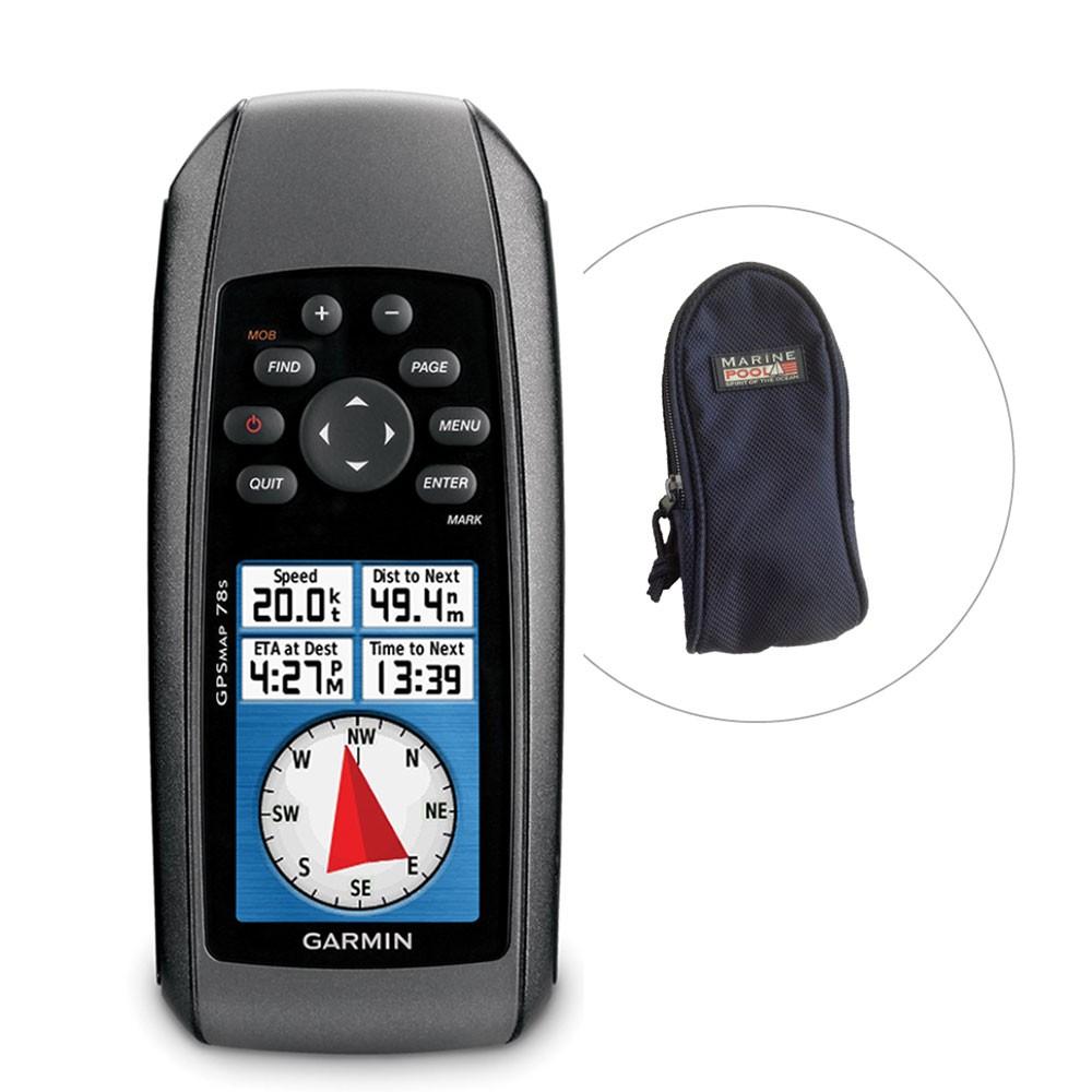 GPSMAP 78S Handheld Marine GPS