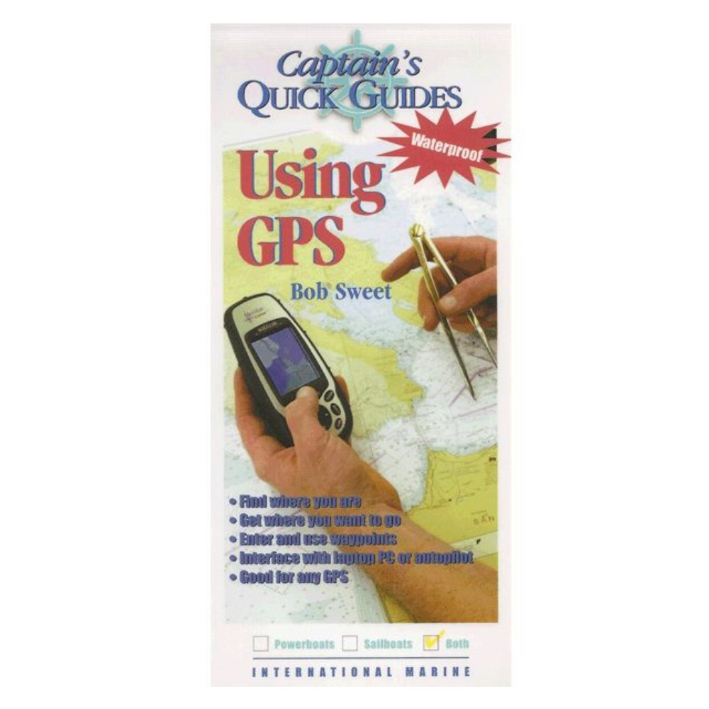 Quick Guide - Using Gps