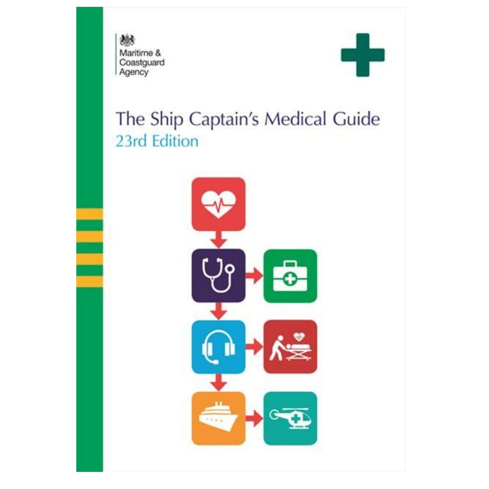 Ship's Captain's Medical Guide