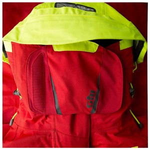 Women's Red OS1 Suit + Thermogrid  Gilet