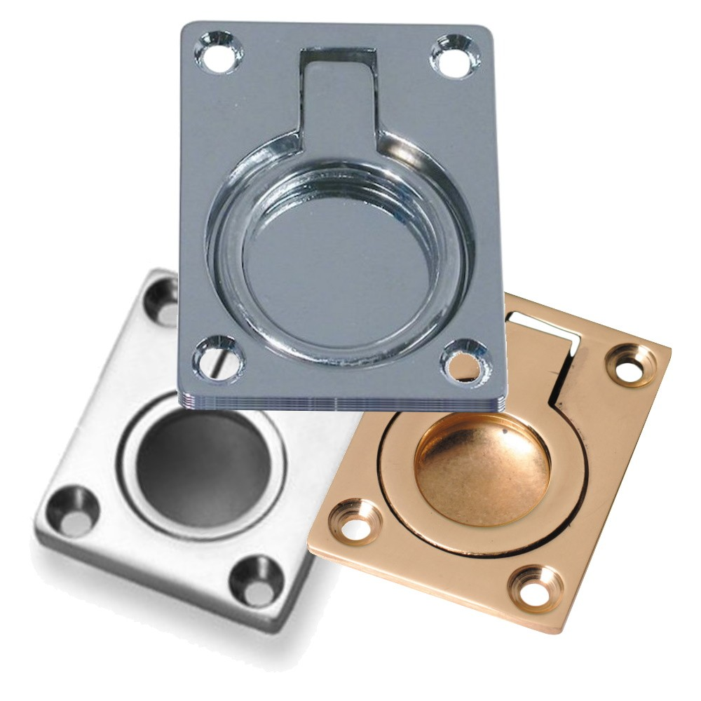 Rectangular Flush Lift Ring