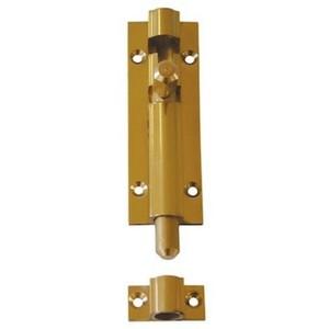 Barrel Bolt L76mm Brass