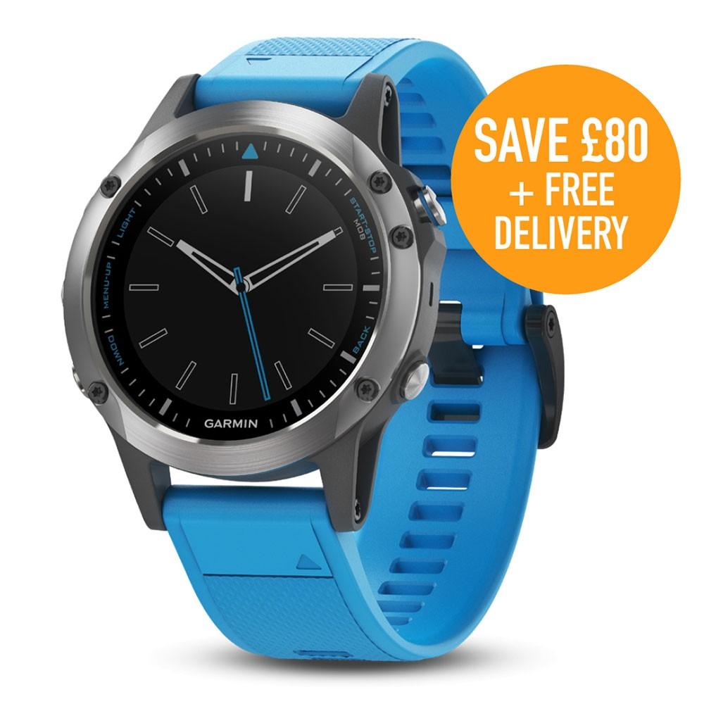 Quatix 5 Marine GPS Watch