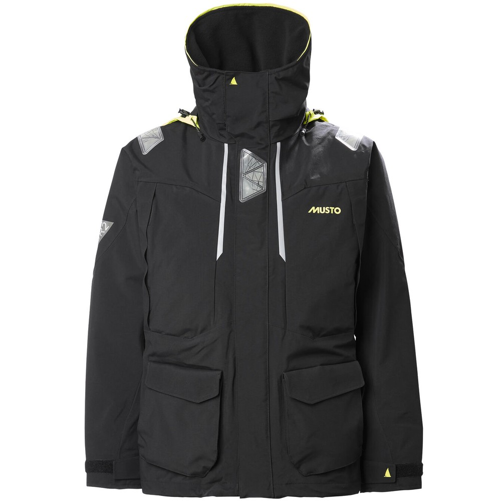 BR2 Offshore Jacket - Black