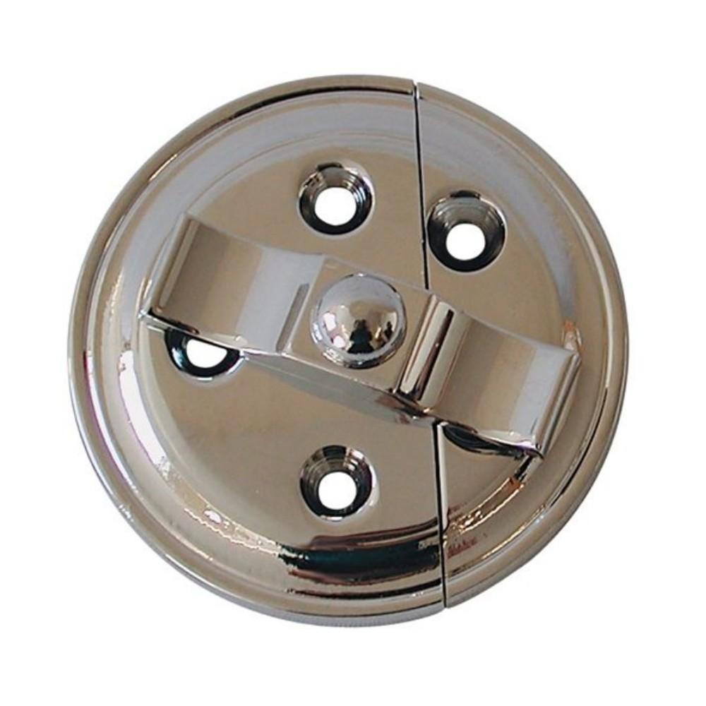 Turnbutton Plate Chrome