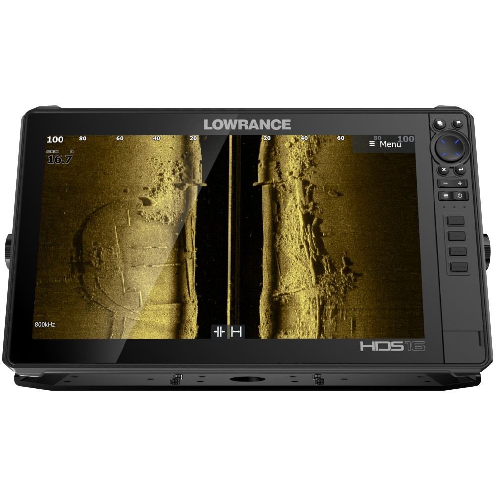 HDS-16 Live Multifunction Display With Active Imaging Transducer