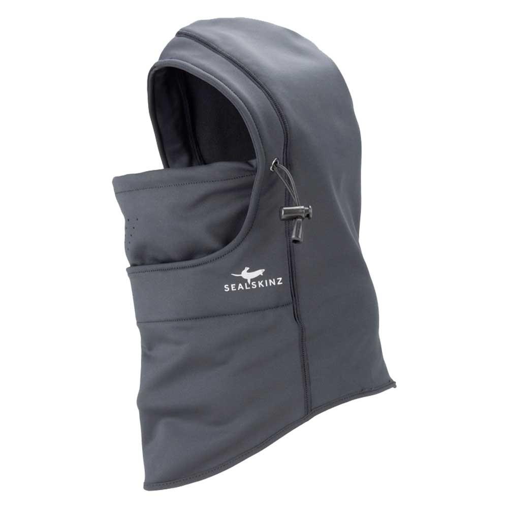 Waterproof All Weather Head Gaitor - Black