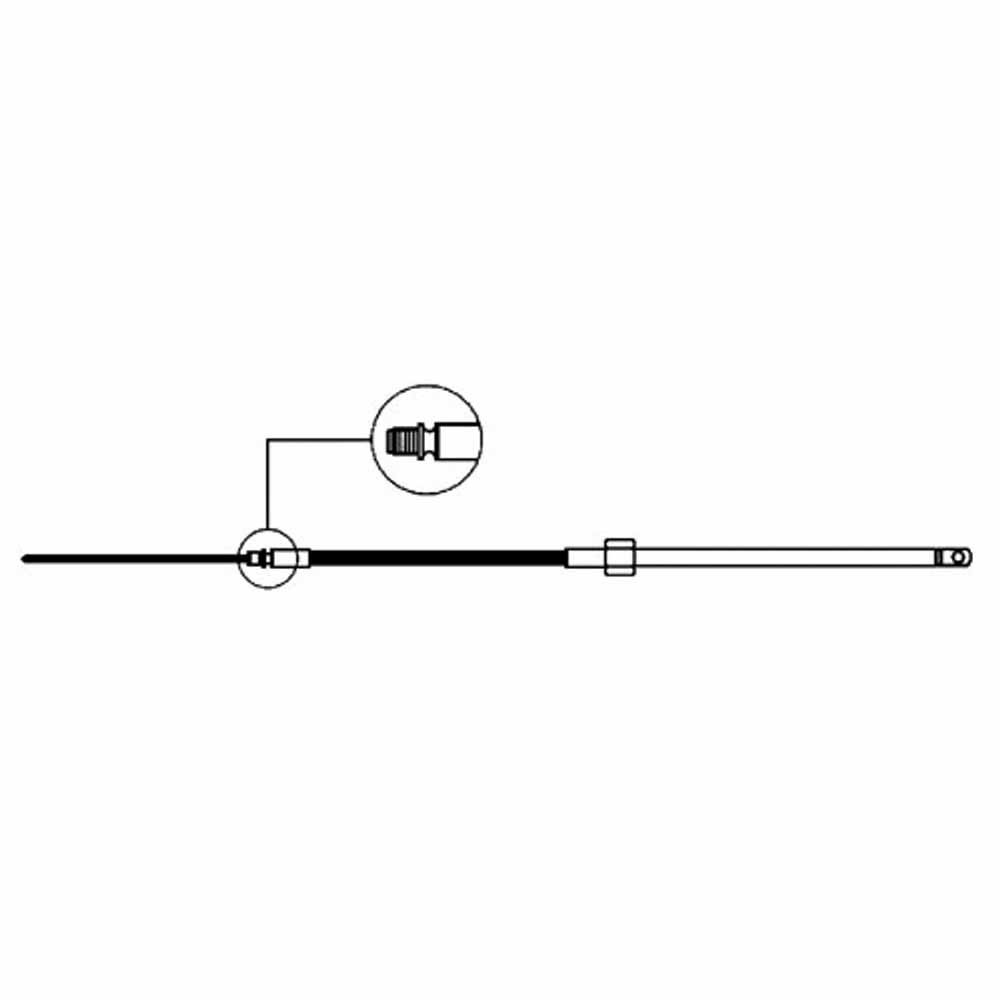 M58 Light Duty Steering Cable