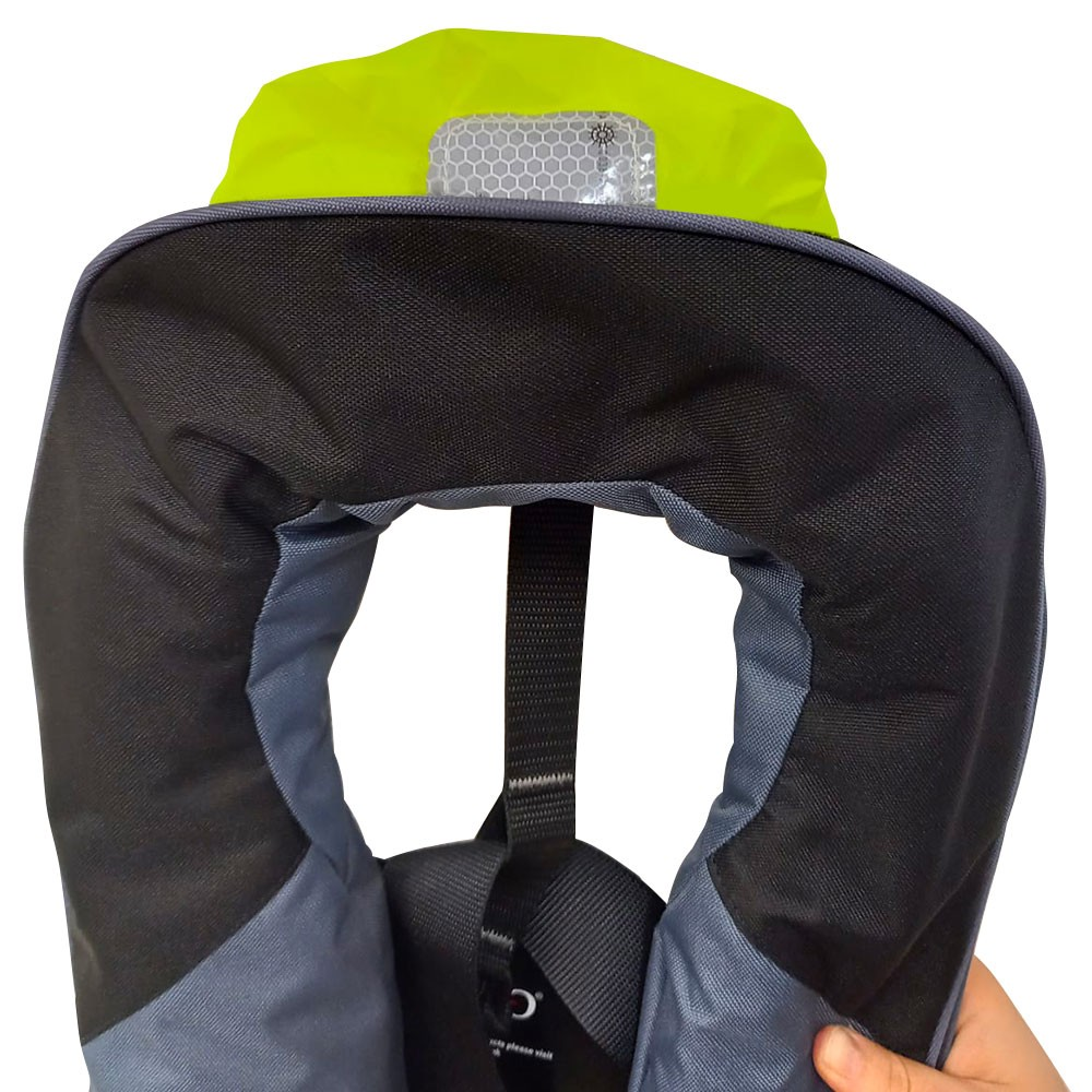 Seaguard 165N Auto Lifejacket with Harness Hood & Light