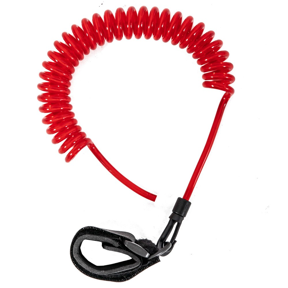 SUP Paddle Leash Coil