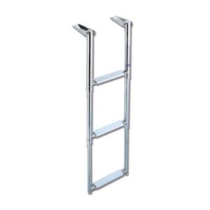 Stainless Steel Telescopic Boarding Ladder