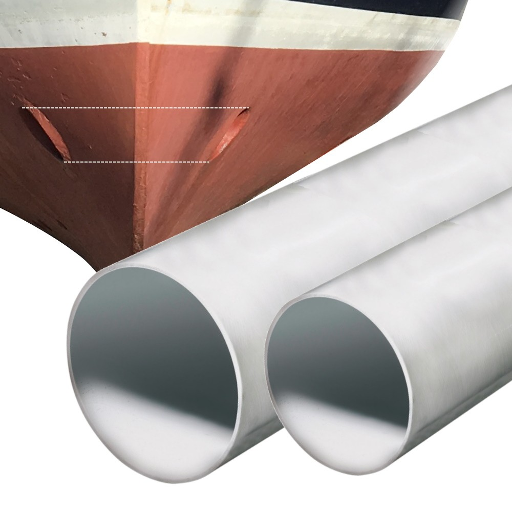 GRP Bow Thruster Tunnel 110dia x 750mm