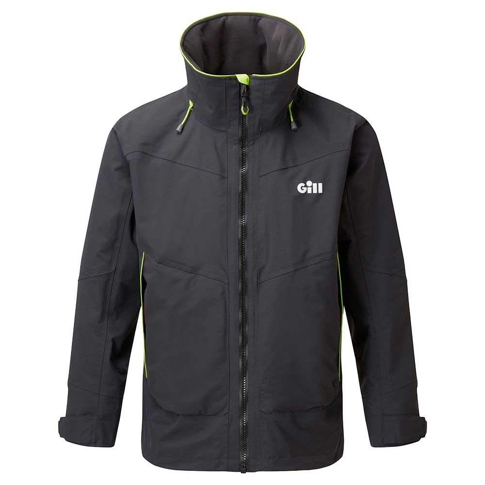 OS3 Coastal Jacket - Graphite