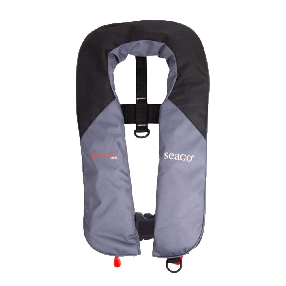 Seaguard 165 Lifejacket Manual Grey/Black