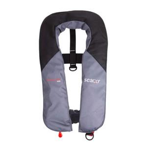 Seaguard 165 Manual Life Jacket Grey/Black