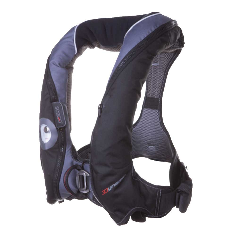 Dynamic 190 Hammar Harness Carbon-Black