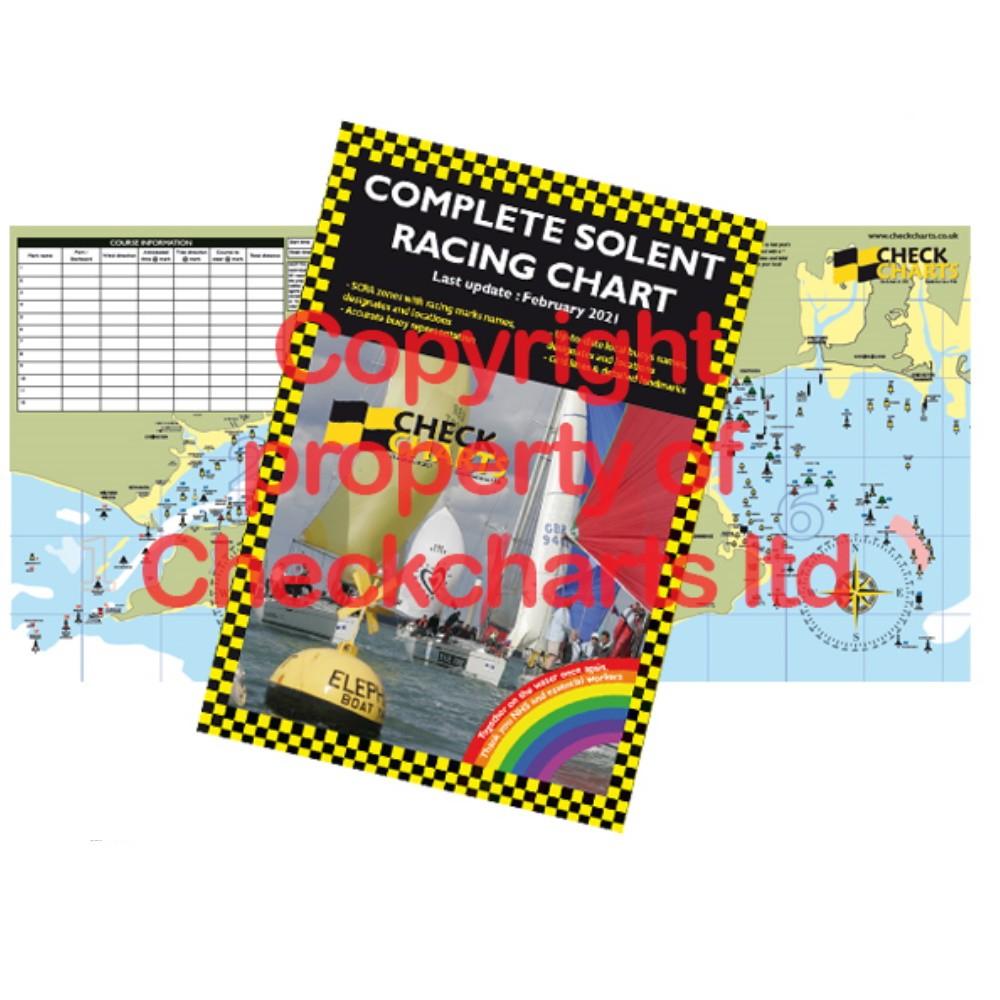 Checkchart - Complete Solent