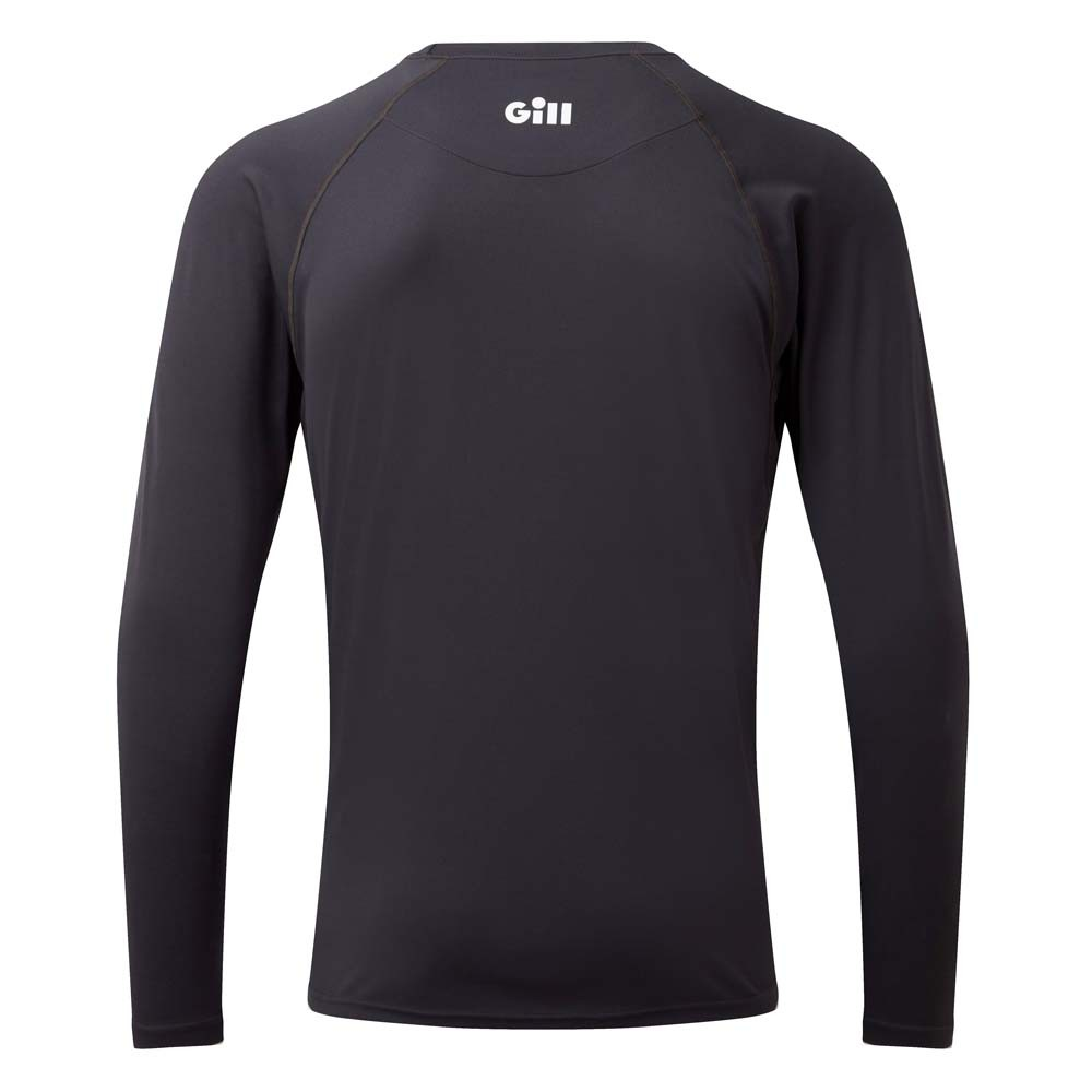 Race Long Sleeve Tee - Graphite