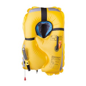 Active 190N Auto Harness Life Jacket with Light