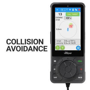Cortex V1 VHF Radio With SOTDMA smartAIS Transponder and Vessel Monitoring