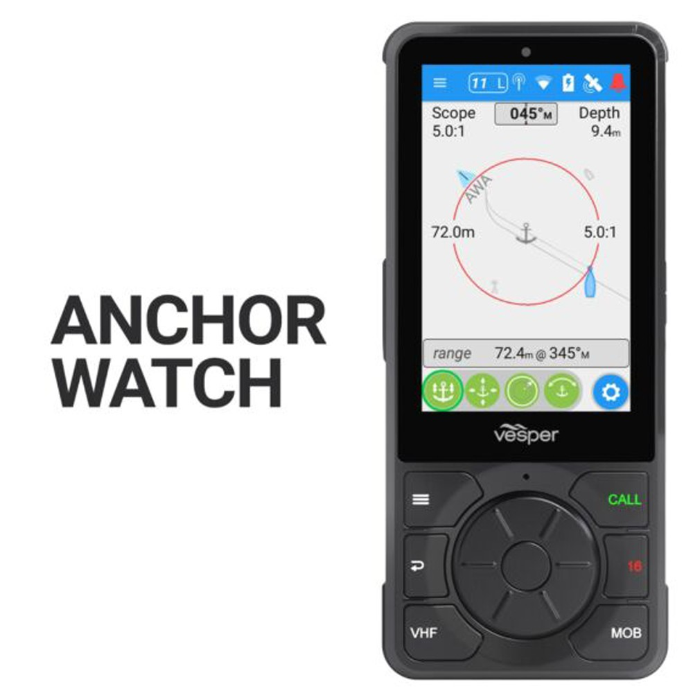 Cortex H1P Portable VHF Radio Handset
