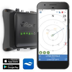 Cortex M1 SOTDMA smartAIS Transponder and Vessel Monitoring