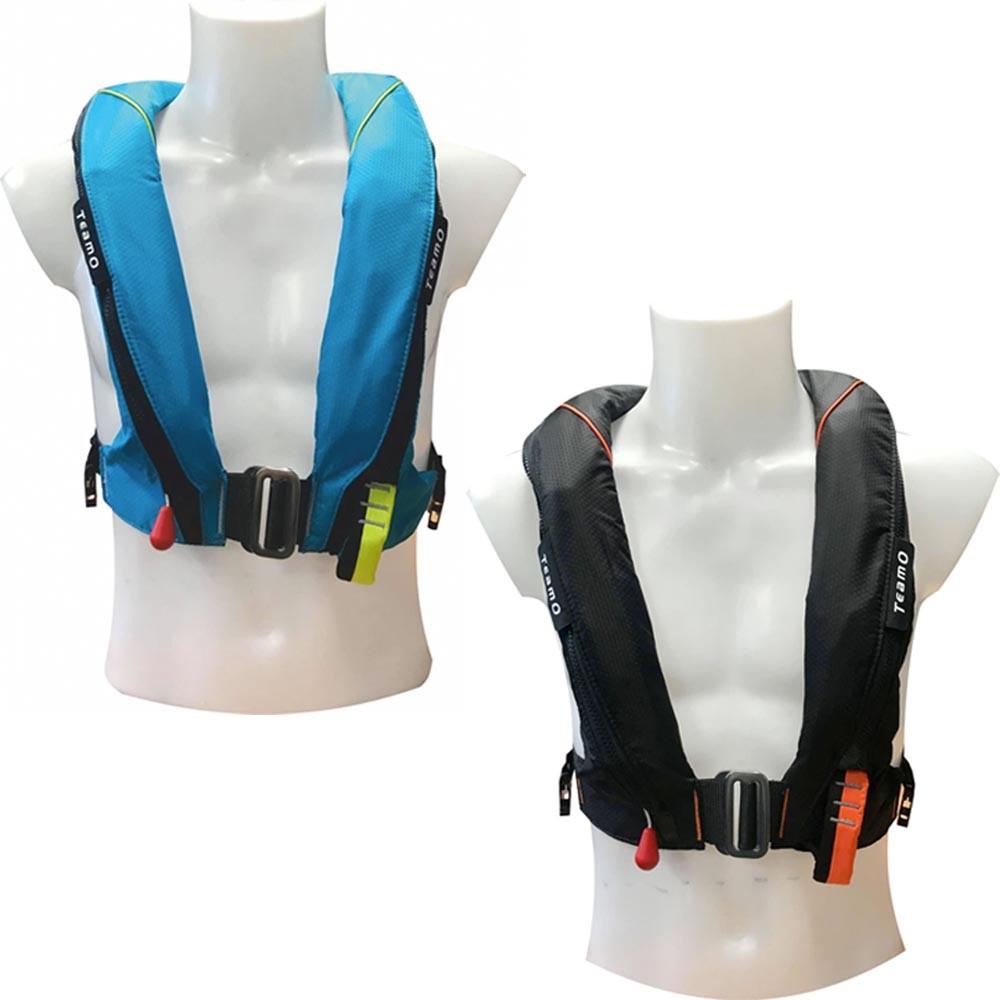 Coastal Backtow Lifejacket Auto Harness