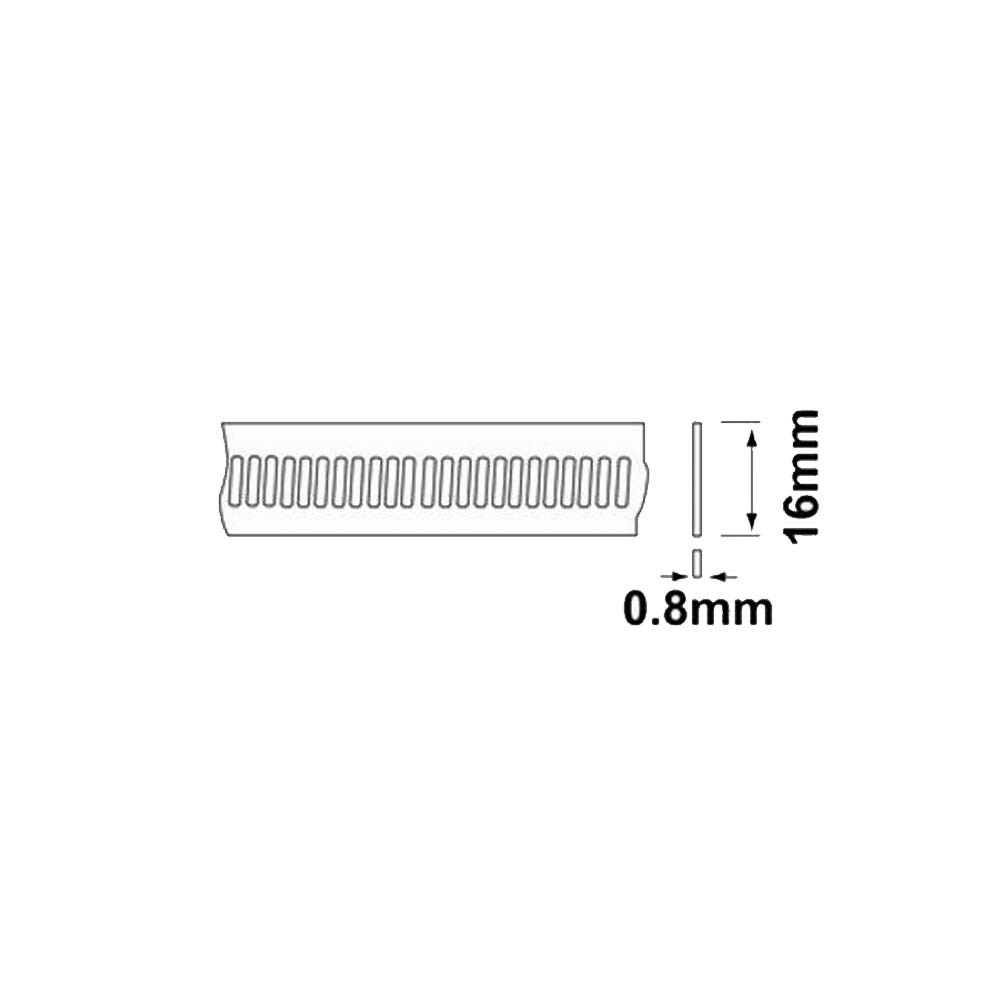 Multi-Torque S/S Banding (Per m)