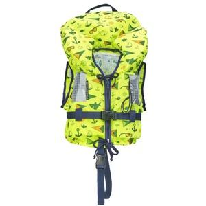 100N Typhoon Childs Life Jacket Yellow