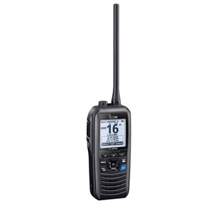 IC-M94DE DSC Handheld VHF With AIS Receiver