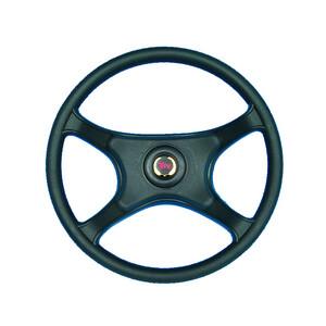 Teleflex Garda Power Boat Steering Wheel Black