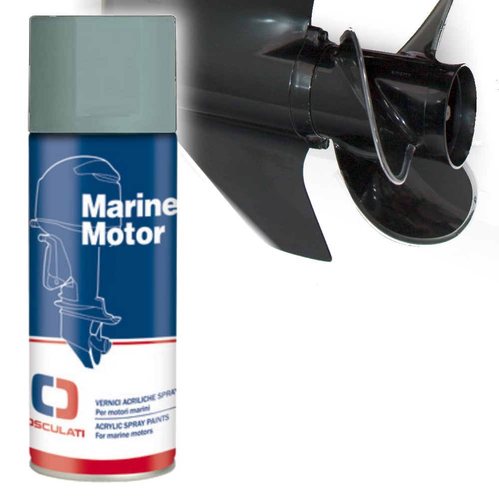 Outdrive and Propeller Antifouling Spray - Primer