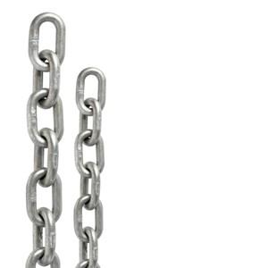 Hot Glavanized Calibrated Grade 70 Chain (per metre)