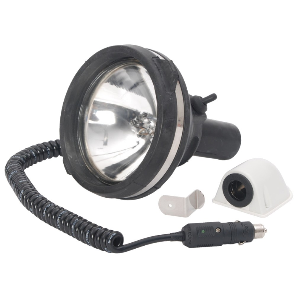 Portable LED Marine Spotlight