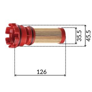 Mercury Verado Fuel Filter replaces OEM 35-8M0020349