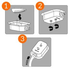 Universal Flusher for Inboard Engines